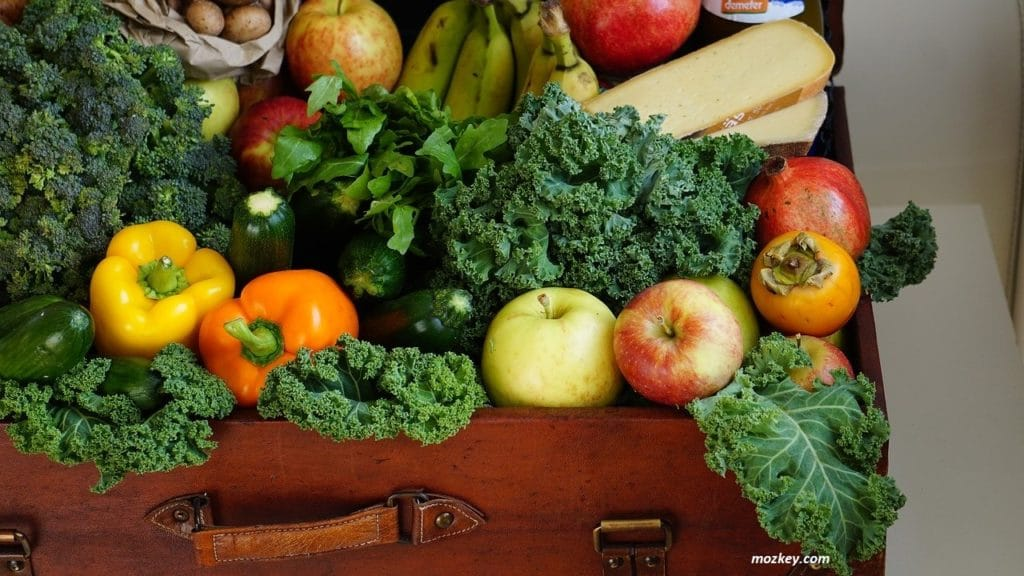 How to choose quality fruits and vegetables.